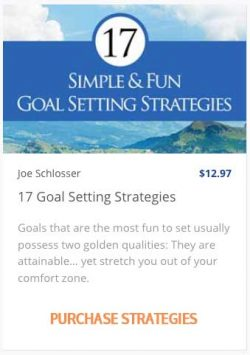 17 Goal Setting Strategies