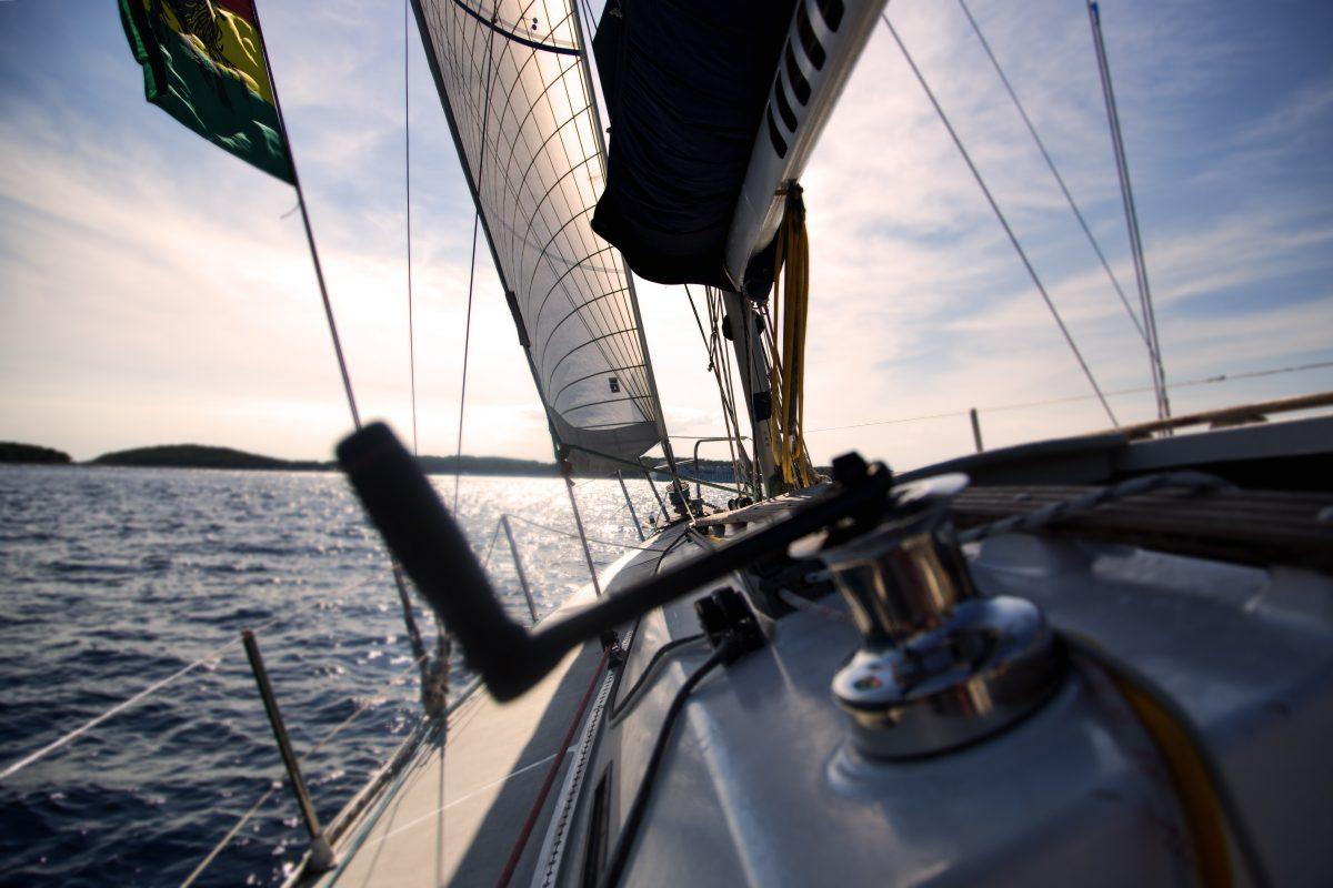 Adjust your sails - fresco
