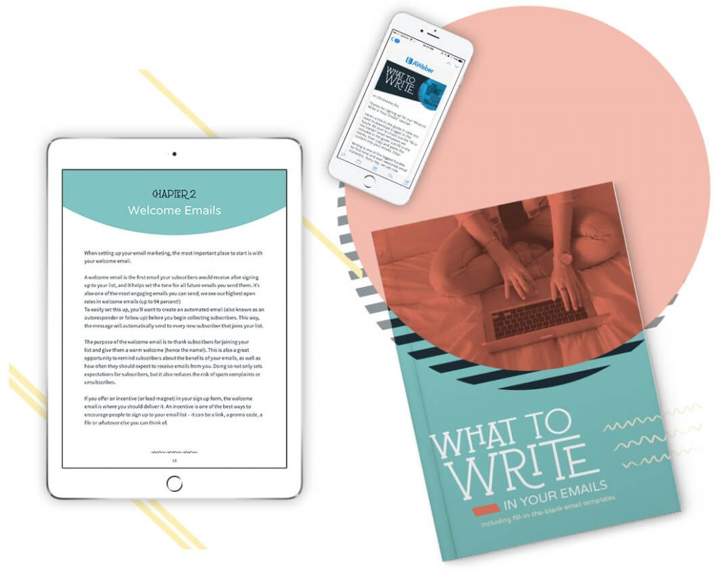 What to Write - 45 + Email Templates